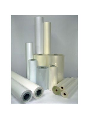 Thermal Laminating Rolls - Superstick Adhesive